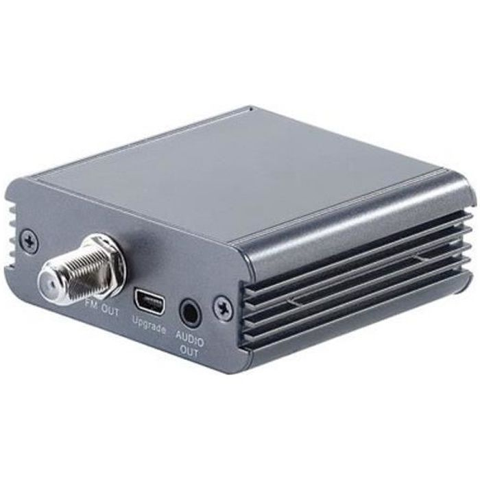 Adaptateur DAB / DAB+ pour autoradio FM