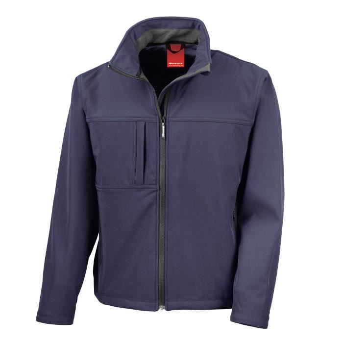 CLASSIC SOFTSHELL JACKET Veste classique softshell