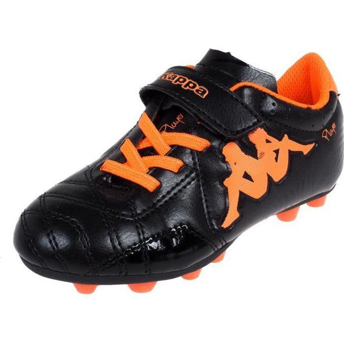KAPPA Chaussures de Football Player FG EV Enfant Garçon