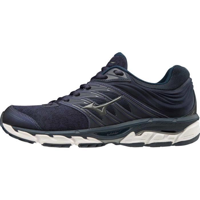 Mizuno Wave Paradox 5 Hommes Chaussures running bleu