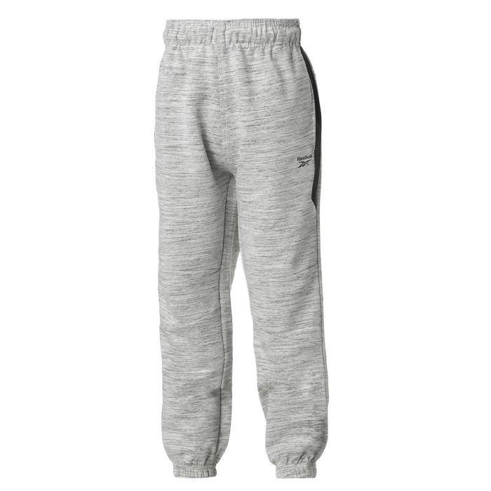 Pantalon de Jogging REEBOK garçon - Poivre