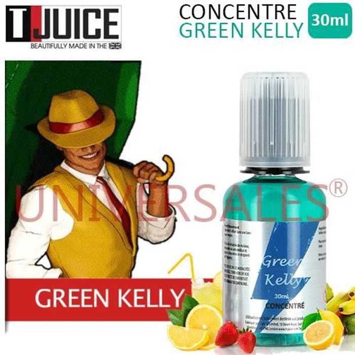 GREEN KELLY CONCENTRE 30ml T-JUICE