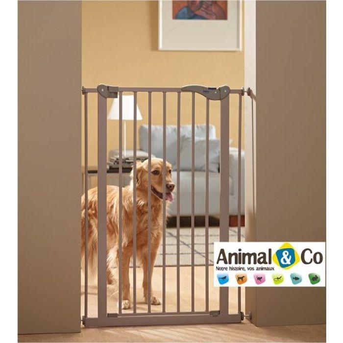 Barrière porte pour chien SAVIC