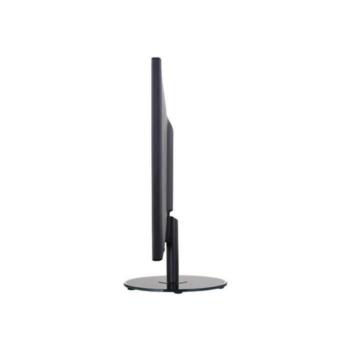 VIEWSONIC Moniteur LCD VA2419-sh 61 cm 24- - Full HD LED - 16:9 - Résolution 1920 x 1080 - 16,7 millions de couleurs