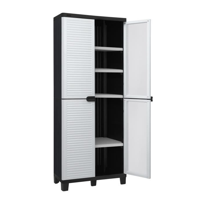 armoire resine pas cher 15 allibert armoire de rangement. Black Bedroom Furniture Sets. Home Design Ideas