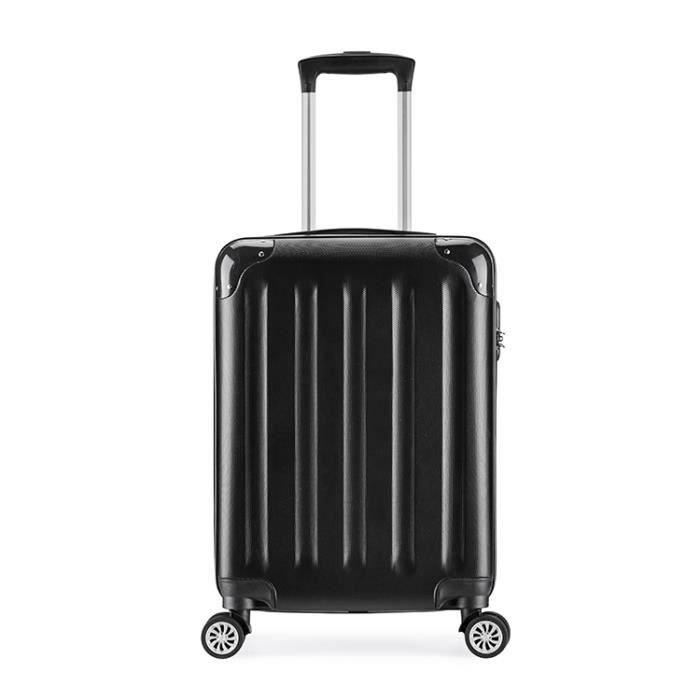 VALISE - BAGAGE Valise cabine taille 55cm Trolley ABS ultra leger