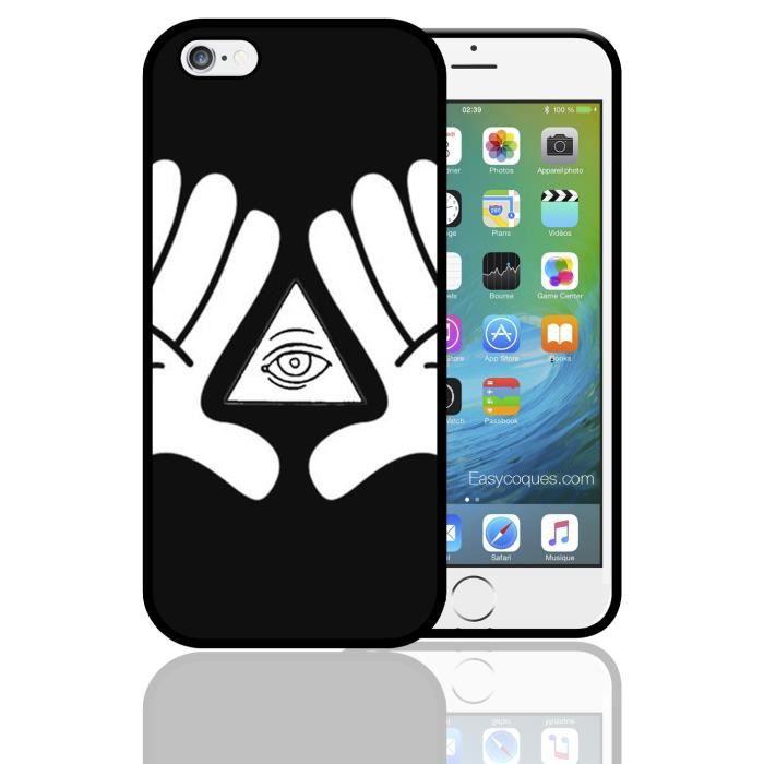 coque iphone 5c illuminati swag etui housse bumper