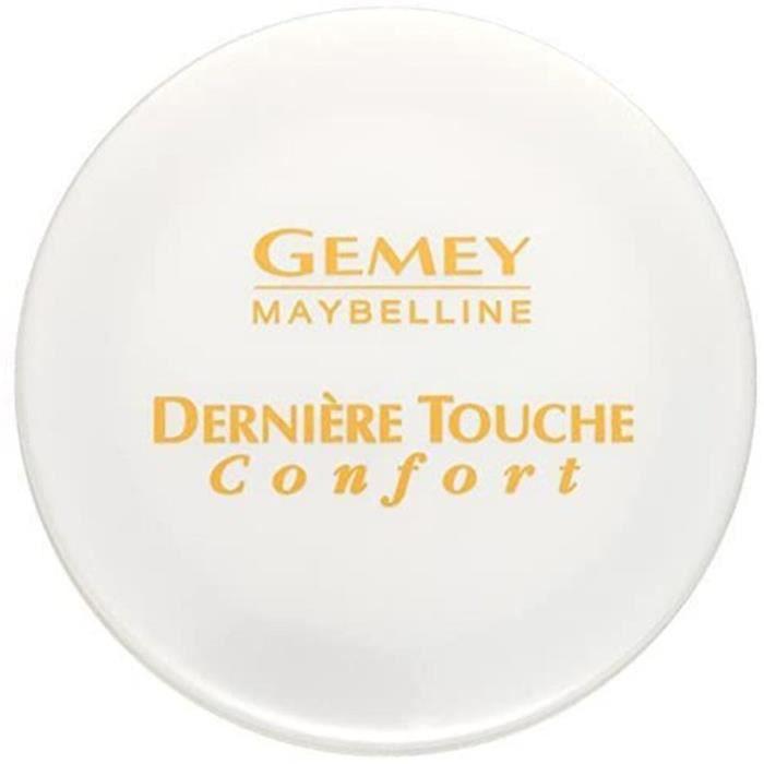 FOND DE TEINT - BASE GEMEY MAYBELLINE Dernière Touche Confort poudre co