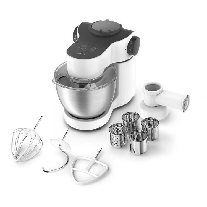 KRUPS KA252111 Robot pâtissier Master Perfect + découpe légumes
