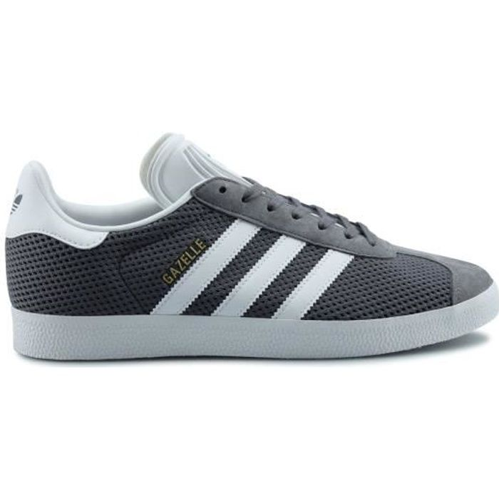 BASKET Basket Adidas Originals Gazelle Gris Bb2756