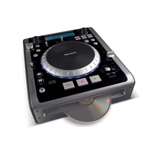 lecteur cd mp3 avec molette numark icdx platine dj avis. Black Bedroom Furniture Sets. Home Design Ideas