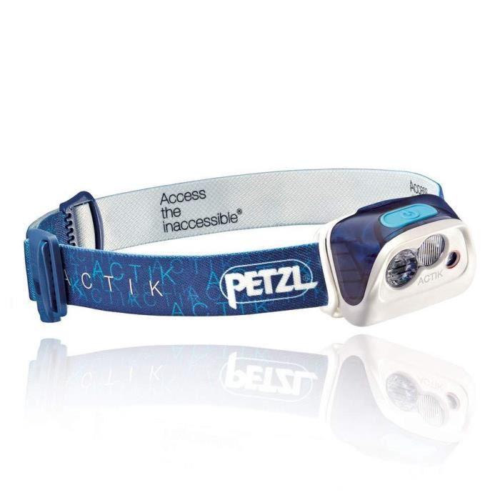 Petzl actik Compact multifaisceaux projecteur//HEADTORCH avec rouge éclairage