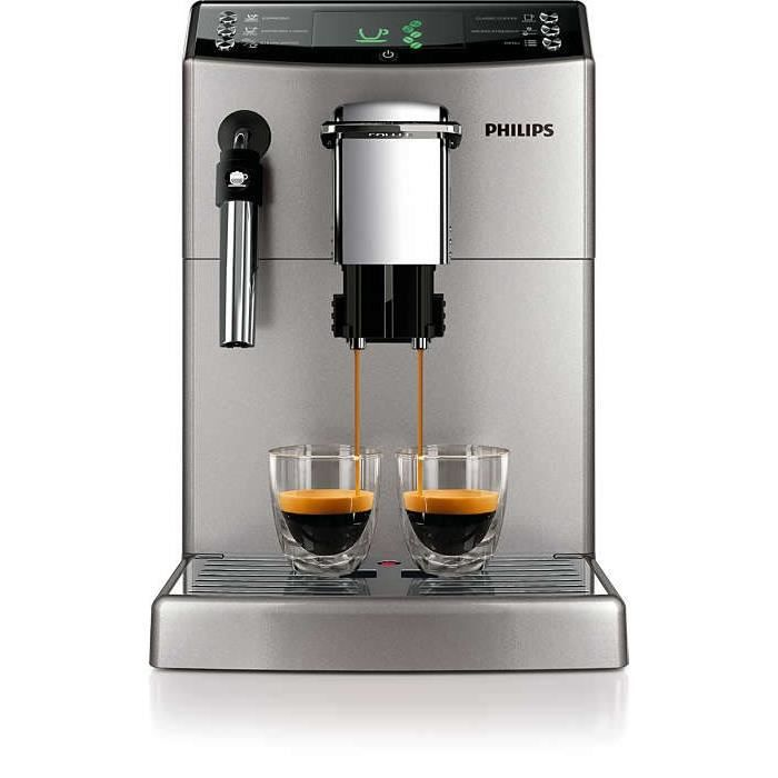 philips 4000 series machine espresso broyeur int gr automatique hd8841 11 achat vente. Black Bedroom Furniture Sets. Home Design Ideas