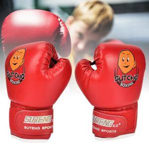Arts Martiaux entra/înement pour gar/çons Filles MMA Bout3/® Enfants Gants de Boxe Kickboxing Muay Thai