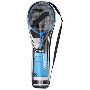 KIT BADMINTON STIGA Set de badminton Hobby Hs - Bleu et noir