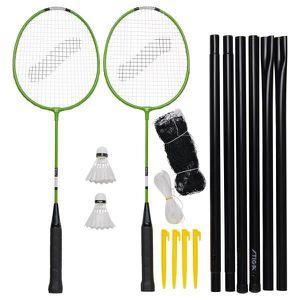 KIT BADMINTON STIGA Set de badminton Garden Gs - Vert et noir