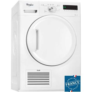 Whirlpool DDLX90112 - S?che-linge - Condensation - 9kg - B