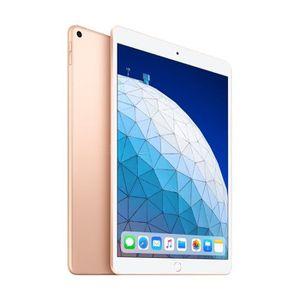 TABLETTE TACTILE iPad Air 10, 5 pouces Rétina 256Go WiFi Or - A12 M