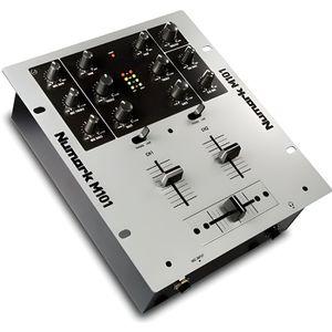 TABLE DE MIXAGE NUMARK M101 - Table de mixage DJ - 2 voies