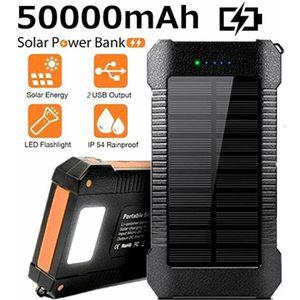 BATTERIE EXTERNE ARIO 30000mAh batterie externe ultra-mince portabl
