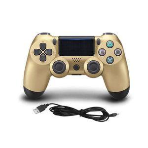 MANETTE JEUX VIDÉO Manette de jeu câblée PS4; Contrôleur de PC; bouto