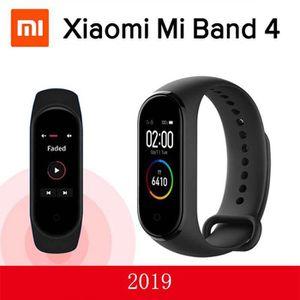 MONTRE CONNECTÉE  XIAOMI Mi Band 4 Bluetooth Montre Connectee Multi