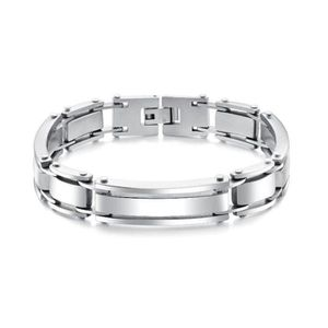 BRACELET - GOURMETTE Bijoux Hommes Bracelet Simple  En  de Charme En Ac