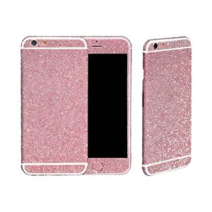 "STICKER TÉLÉPHONE STICKERS ROSE IPHONE 6 6S (4""7) BLING DIAMOND LUXE"