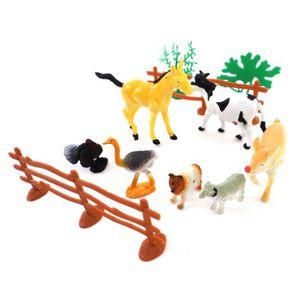 Schleich 42394 Grand ferme avec animaux et accessoires NOUVEAU//Neuf dans sa boîte