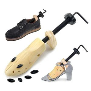 EMBAUCHOIR - TENDEUR embauchoir en bois réglable pour chaussure Taille