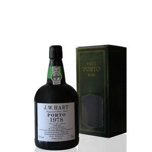 Apéritif à base de vin PORTO J.W. HART 1978 - 75cl
