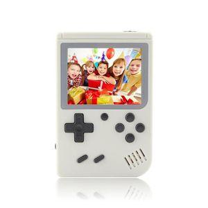 CONSOLE RÉTRO Console de Jeu Portable, 168 Jeux Console de Jeux
