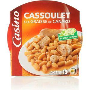 LÉGUMES & MÉLANGES Cassoulet à la graisse de canard 300 g