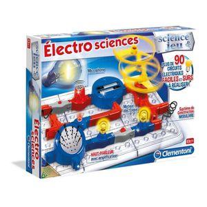 EXPÉRIENCE SCIENTIFIQUE CLEMENTONI Électro sciences