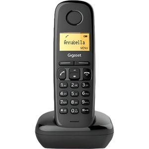 Téléphone fixe Gigaset A170 Téléphone sans fil avec ID d'appelant