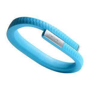 BRACELET D'ACTIVITÉ Coach connecté - Jawbone Up Large Bleu