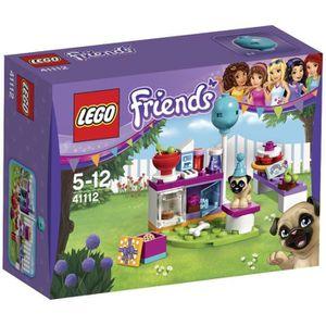ASSEMBLAGE CONSTRUCTION LEGO® Friends 41112 Le Goûter du Chiot