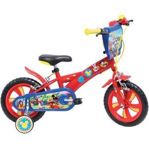 VÉLO ENFANT MICKEY Vélo Enfant 12 pouces (2 à 4 ans)
