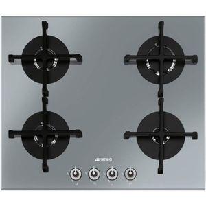 PLAQUE GAZ Table de cuisson PV164S-1 - Smeg