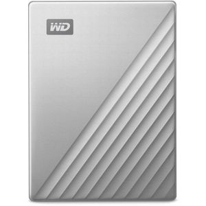 DISQUE DUR EXTERNE WESTERN DIGITAL My Passport Ultra - 4To - Argent
