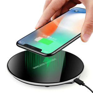 CHARGEUR TÉLÉPHONE Sans Fil Chargeur Pour Samsung Galaxy S9 S8 Plus M