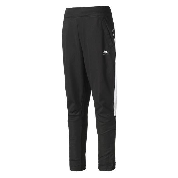 ATHLI-TECH Pantalon de Football - Enfant - Noir
