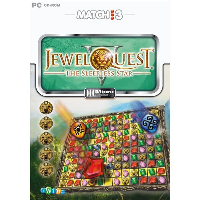 JEWEL QUEST 5 / Jeu PC