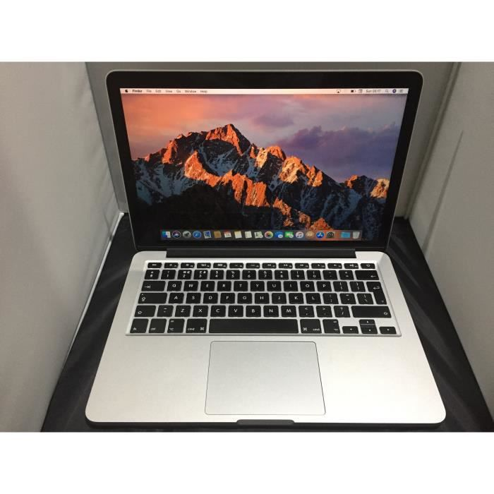 Apple MacBook Pro 13- 2.5Ghz Core i5 Ram 4GB 500GB 2012 A  6...