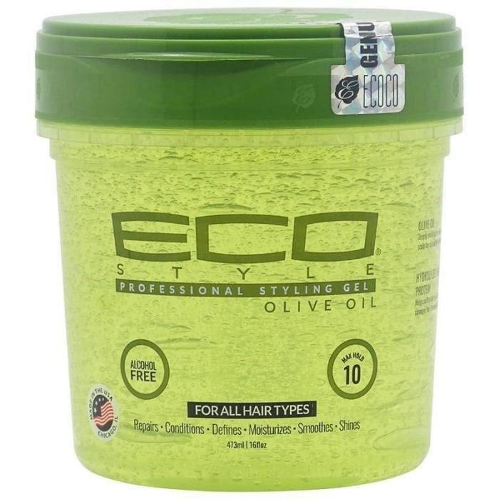 ECO STYLER - GEL OLIVE - 473ml