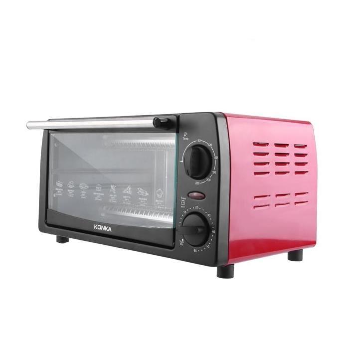 four 12L électrique encastré en laiton cuisinière électrique four électrique intégré appareils ménagers pour la cuisine