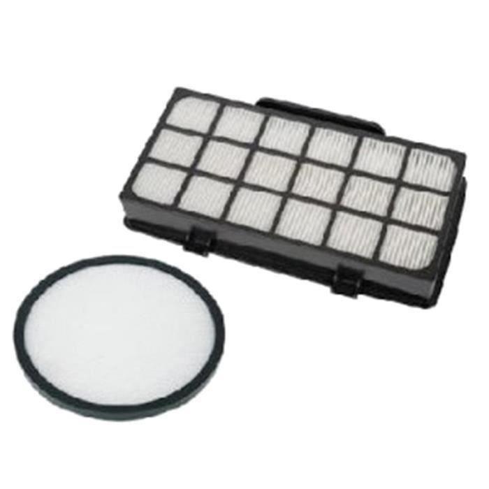 Kit filtres X-TREM POWER CYCLONIC pour Aspirateur ROWENTA KK17
