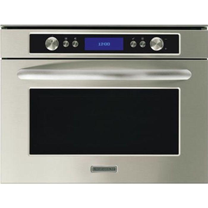 KitchenAid KOSV 4510, Acier inoxydable, boutons, Rotatif, Devant, LCD, Bas, A