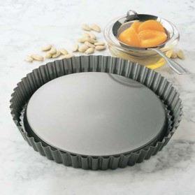 Moule à fond de tarte La Forme Plus - D: 30 cm