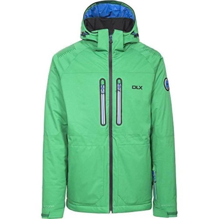 Trespass - Manteau de ski ALLEN - Homme (Vert)